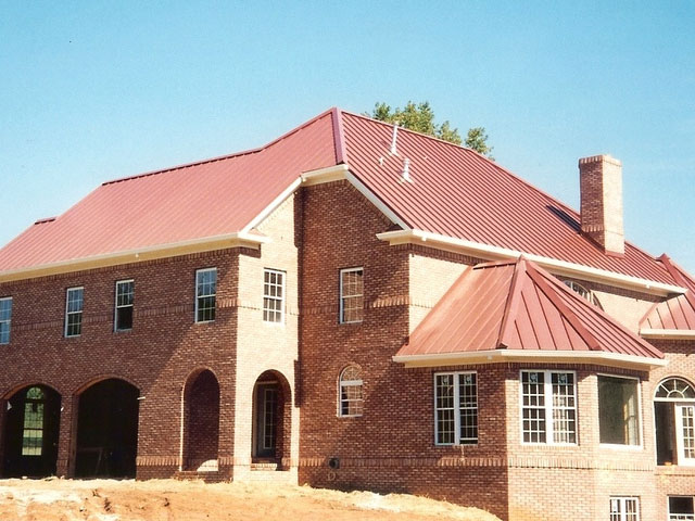 Metal Roofing: